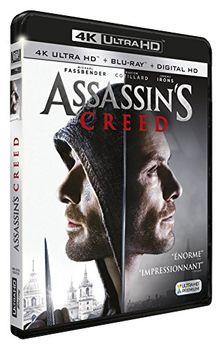 Assassin's creed 4k ultra hd [Blu-ray]