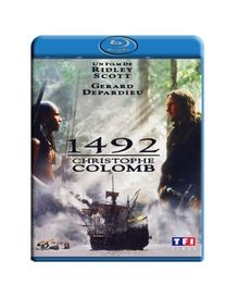 1492 christophe colomb [Blu-ray] [FR Import]