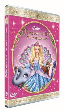 Barbie : princesse de l'île merveilleuse [FR Import]