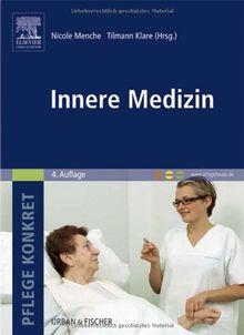 Pflege konkret Innere Medizin: mit www.pflegeheute.de - Zugang