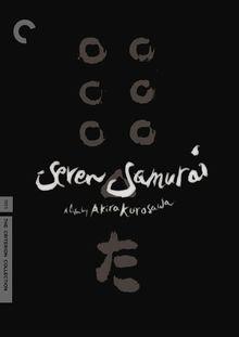 Criterion Collection Seven Samurai