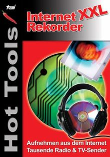 Hot Tools Internet Rekorder XXL