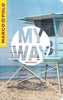 MARCO POLO My Way Reisetagebuch Sonnenbrille:
