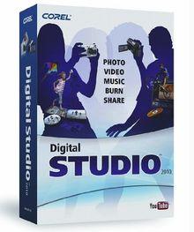 Corel Digital Studio 2010 (Mini Box)
