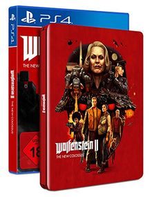 Wolfenstein II: The New Colossus + Steelbook - [Playstation 4]