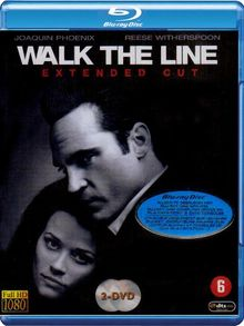 Walk the Line - Extended Cut [Blu-ray] 2 Disc Set