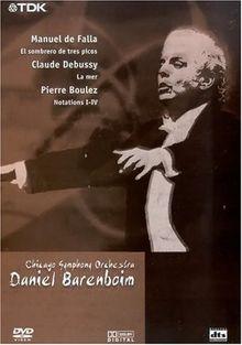 Triennale 1: Pierre Boulez