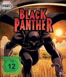 Black Panther (Marvel Knights) [Blu-ray]