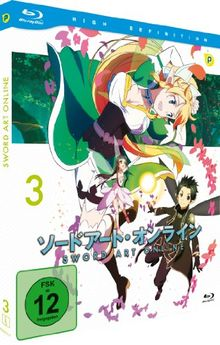 Sword Art Online - Vol. 3 [Blu-ray]