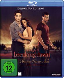 Breaking Dawn - Bis(s) zum Ende der Nacht - Teil 1 (Fan Edition) [Blu-ray] [Deluxe Edition]