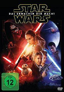 Star Wars épisode 7 dvd