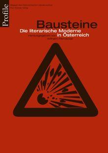 Profile 10, Die Teile und das Ganze: Bausteine der literarischen Moderne in Österreich