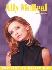 Ally McBeal (edizione da collezione) Stagione 04 [6 DVDs] [IT Import]