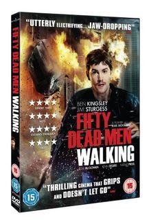 Fifty Dead Men Walking [DVD] [UK Import]