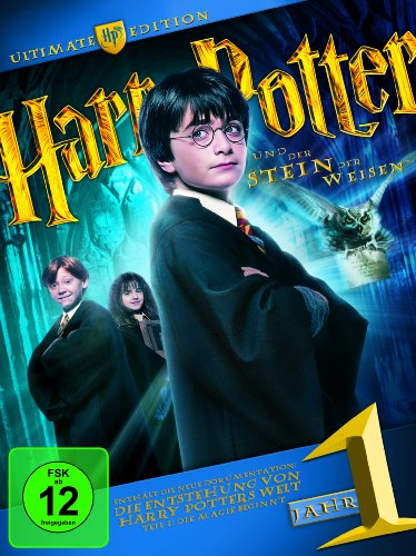Harry Potter und der Stein der Weisen (Ultimate Edition ...