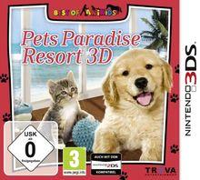 Pets Paradise Resort 3D - [Nintendo 3DS]