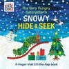 The Very Hungry Caterpillar's Snowy Hide & Seek: A Finger Trail Lift-the-Flap Book (The World of Eric Carle)
