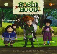 """Robin Hood - Schlitzohr von Sherwood """"Das Pferderennen"""", Folge 3 - Das Original-Hörspiel zur TV-Serie"""