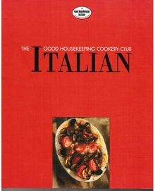 The Good Housekeeping Cookery Club Italian