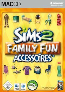 Die Sims 2: Family Fun-Accessoires