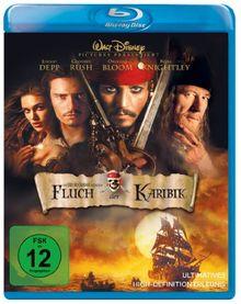 Fluch der Karibik (2 Discs) [Blu-ray]