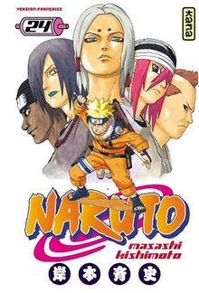 Naruto, Tome 24 :