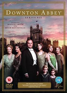 Downton Abbey: Series 6 [3 DVDs] [UK Import]