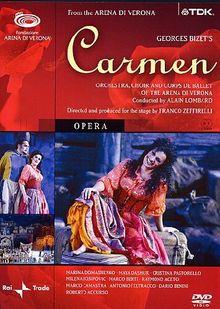 Bizet, Georges - Carmen (2 DVDs)