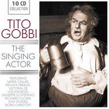 Tito Gobbi-the Singing Actor