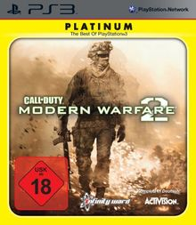 Call of Duty: Modern Warfare 2 (Deutsch) [Platinum]