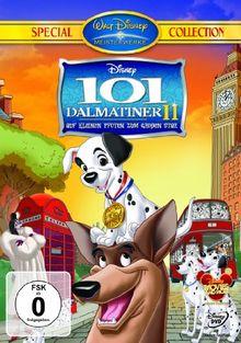 101 Dalmatiner II - Auf kleinen Pfoten zum großen Star (Special Collection)