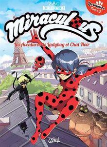 Miraculous - Les Aventures de Ladybug et Chat Noir T2 - Les Origines 2/2