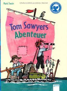 Tom Sawyers Abenteuer: Der Bücherbär: Klassiker für Erstleser