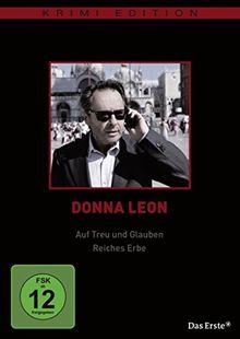 Donna Leon - Auf Treu und Glauben / Reiches Erbe
