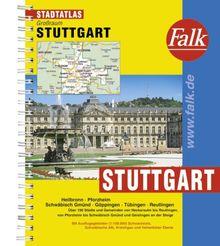 Falk Stadtatlas Großraum Stuttgart