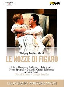 Mozart: Le Nozze Di Figaro (Legendary Performances) [DVD]