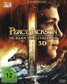 Percy Jackson - Im Bann des Zyklopen (2 Discs) [Blu-ray 3D] [Collector's Edition]