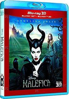 Malefica (Blu-ray 3D) [Spanien Import]