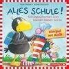 Alles Schule!: und weitere Geschichten vom kleinen Raben Socke : 1 CD (Kleiner Rabe Socke)