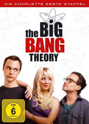 The Big Bang Theory Die Komplette Erste Staffel 3 Dvds Von James