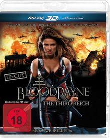 Bloodrayne - The Third Reich - Uncut [3D Blu-ray]