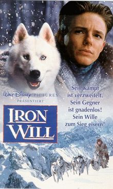 Iron Will [VHS]
