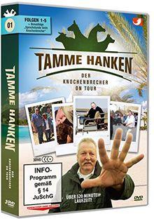 Tamme Hanken - Der Knochenbrecher on Tour, Folgen 1 - 5 (3DVDs)