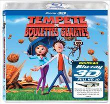 Tempête de boulettes géantes [Blu-ray] [FR Import]