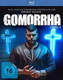 Gomorrha - Staffel 4 [Blu-ray]