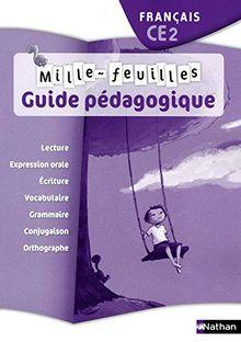 Francais Ce2 Mille Feuilles Guide Pedagogique De Christian