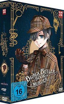Black Butler - Book of Murder (2 DVDs)