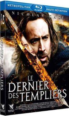 Le dernier des templiers [Blu-ray] [FR Import]