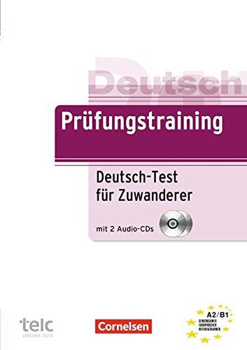Prüfungstraining Daf A2 B1 Deutsch Test Für Zuwanderer