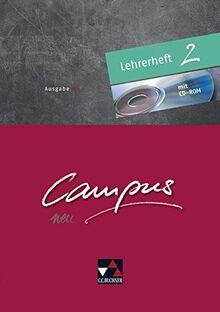 Campus B - neu / Gesamtkurs Latein in vier Bänden: Campus B - neu / Campus B Lehrerheft 2 - neu: Gesamtkurs Latein in vier Bänden / Zu den Lektionen 42-69